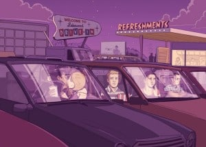 Lakewood Drive in by Guy Shield