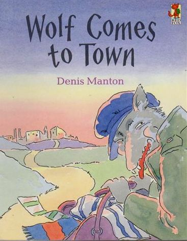 Wolf Comes To Town Cover