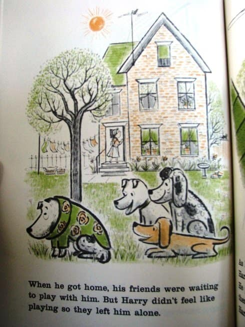 a short summary of harry the dirty dog a book by gene zion Children's notes good reads, reissued this summer, old and new favorites get a second run originally published in 1956, harry the dirty dog by gene zion, .