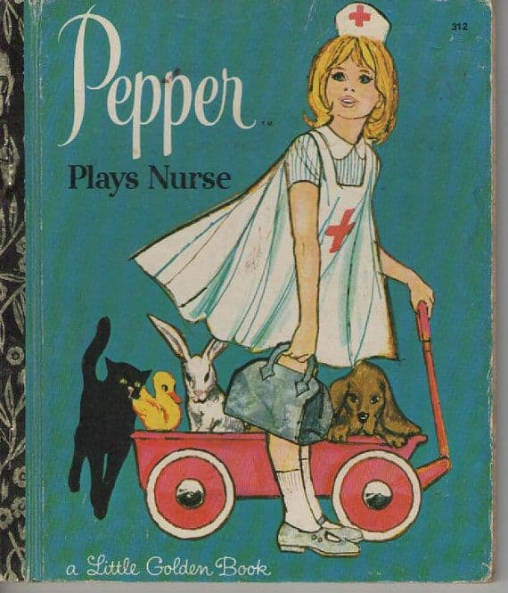 Pepper Plays Nurse
