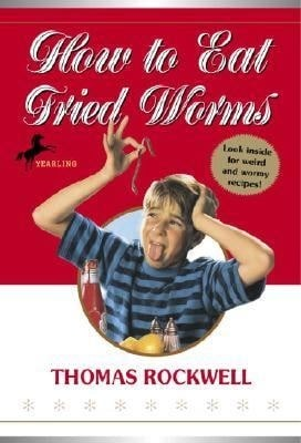 how to eat fried worms study guide