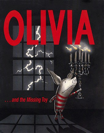 olivia and the missing toy by ian falconer 2003 slap