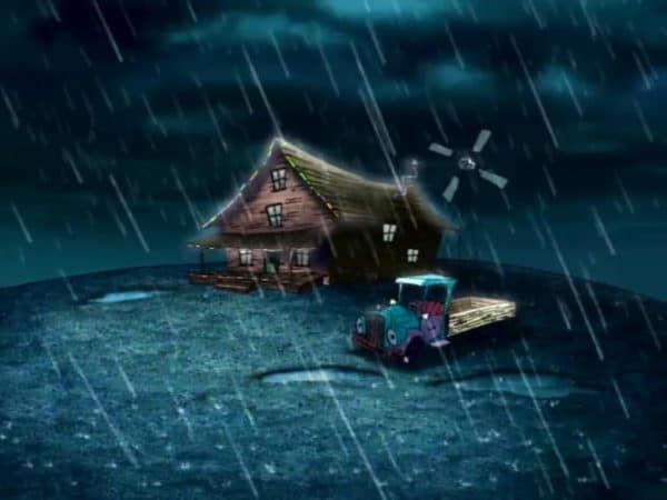 House In The Middle Of Nowhere Courage The Cowardly Dog