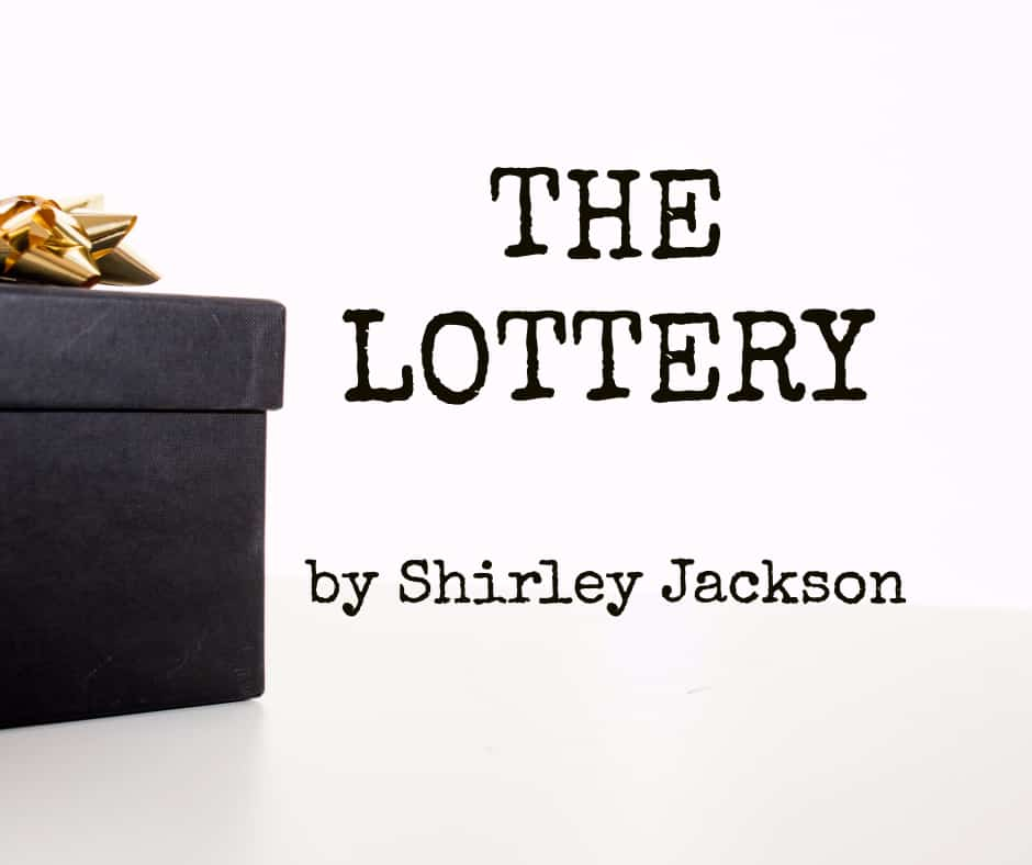 a comparison of the symbolism in the stories the lottery by shirley jackson and where are you going  A summary of themes in shirley jackson's the lottery learn exactly what happened in this chapter, scene, or section of the lottery and what it means perfect for acing essays, tests, and quizzes, as well as for writing lesson plans.