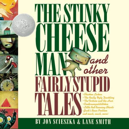 Stinky Cheese Man Pdf